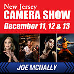 NJCS: Lighting on the Go: The Life and The Light with Joe McNally (Nikon)