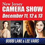 NJCS: Real People Portraits with Bobbi Lane and Lee Varis (Fujifilm)
