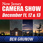 NJCS: Astrophotography and Advanced Landscapes with Ben Grunow (Panasonic)