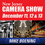 NJCS: Following Your Passion in Urban Photography w. Mike Boening (Olympus)