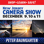 NJCS: By Path or Paddle - Landscape and Astrophotography with Peter Baumgarten (Olympus)