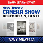 NJCS: Black and White Imagery with Tony Morella (Hahnemühle)