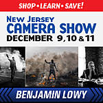 NJCS: The Evolutionary Photographer with Benjamin Lowy (Sony)