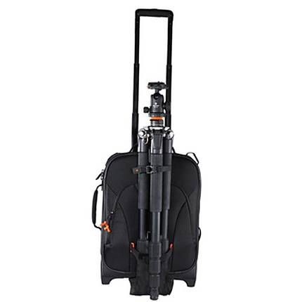 Vanguard Xcenior 48T Rolling Case Medium Black