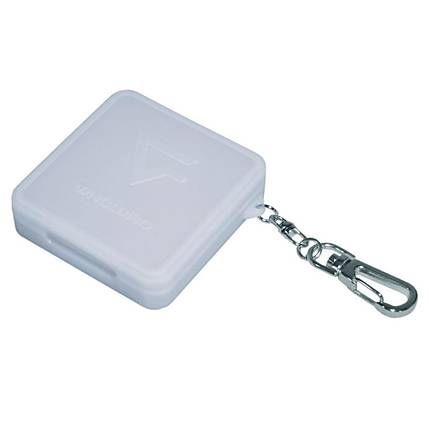 Vanguard MC32 Plastic Memory Card Holder For Up To 6 Secure Digital Cards