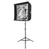 Westcott 28 Inch Apollo Kit With 8ft Stand And Umbrella Stand Adapter