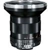 Zeiss Distagon T 21mm f/2.8 ZF.2 Ultra Wide Angle Lens for Nikon - Black