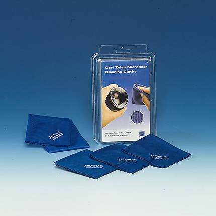 Zeiss Carl Zeiss MicroFiber Cleaning Cloth Set (4 pcs)