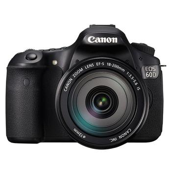 Canon 60D Kit with EF 18-200MM F/3.5-5.6 IS Lens