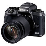 Canon EOS M5 Mirrorless Digital Camera with EF-M 18-150 f/3.5-6.3 Kit