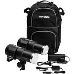 Profoto B1 500 AirTTL Location Kit (Includes 2 Heads, Backpack, Charger) 901092