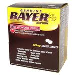 Bayer 2pk Tablets (Box of 50 2pks)