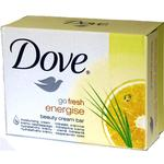 Dove Beauty Bar Soap 100gm Yellow Energize