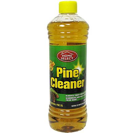 Pine Cleaner 28oz with Natural Pine Oil Home Select
