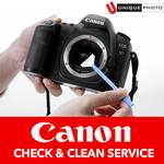 Canon Check and Clean Service
